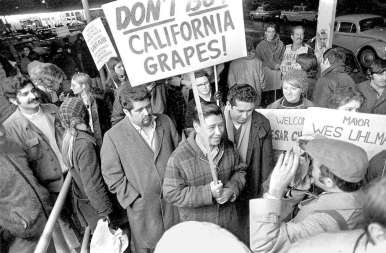 California Farm Workers