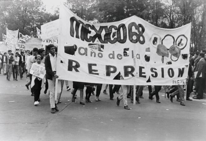 Mexico Protests